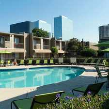 Rental info for 3651 Weslayan Street #455 in the Houston area