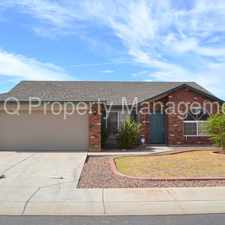 Rental info for Amazing 3 Bed / 2 Bath in San Tan Valley!