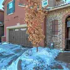 Rental info for 9508 Pendio Court Littleton Two BR, Welcome Home to this lovely