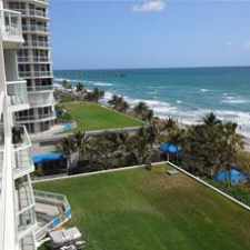 Rental info for 6001 North Ocean Drive #706 in the Hollywood area