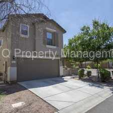 Rental info for 3 Bedroom / 2.5 Bathroom In Gilbert *All Appliances Included*