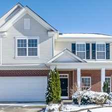 Rental info for 3005 Fountainbrook Drive in the Charlotte area