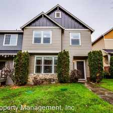 Rental info for 2236 NW Oxford Street