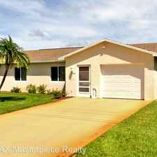 Rental info for 2271 SE Sidonia St `
