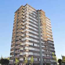 Rental info for 610 Hamilton St in the New Westminster area