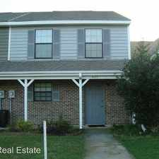 Rental info for 609 Cahaba Manor Trail