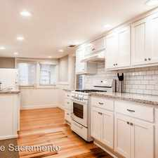 Rental info for 1916 21st St Unit A in the Sacramento area