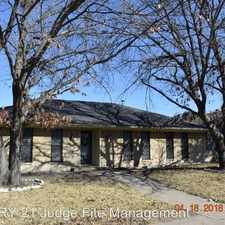 Rental info for 11261 McCree Road in the Garland area