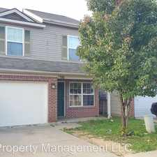 Rental info for 7761SereneStream in the Indianapolis area
