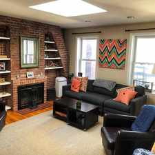 Rental info for Chestnut St in the Boston area