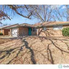 Rental info for 3 Bed, 1.5 Bath- Del City- CLEAN & READY (SEC 8 OK!) in the Oklahoma City area