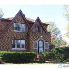 Rental info for You do not want to miss out on this charming, two bedroom lower flat in East English Village! Refurbished hard wood floors, remodeled kitchen, and private back deck. This home strikes the perfect balance vintage and modern. Minutes from I94, located in the Detroit area