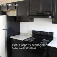 Rental info for 13739 Chalmette Ave in the Baton Rouge area