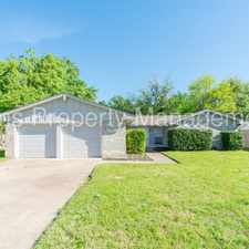 Rental info for Beautifully Crafted 3-2-2 in North Richland Hills! Walking Distance to Park-Playground! in the Fort Worth area
