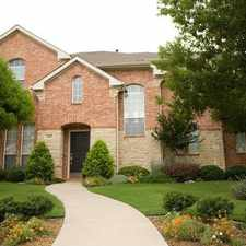 Rental info for 1815 Green Trail in the Fort Worth area