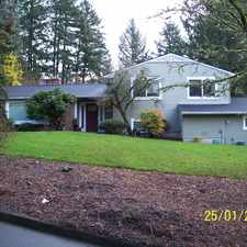 Rental info for 2700 sw garden view ave in the Beaverton area