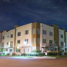 Rental info for Harrison Street Townhomes in the Denver area