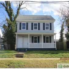 Rental info for Lovely private property two bedroom house, with eat in kitchen living room, washer and driver room, deck, porch, yard, central air and heat, hardwood flooring, and lots spaces in the Hampton area