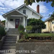 Rental info for 5514 N SYRACUSE STREET in the University Park area