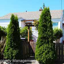 Rental info for 7721 Earl AVE NW in the Loyal Heights area