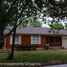 Rental info for 10381 Newcombe Dr in the Dallas area