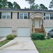 Rental info for 8336 Homeport Court in the Jacksonville Heights area