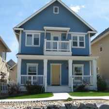 Rental info for 1325 Waterloo Drive in the Reno area