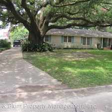 Rental info for 745 1/2 Parlange Dr. in the Mid City North area
