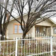 Rental info for 1105 W Bewick Street in the Fort Worth area