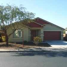 Rental info for Lovely 4 Bed 3 Bath Single Story Home In Vistan... in the Phoenix area