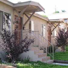 Rental info for 2115 S Gaffey St in the Los Angeles area