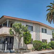 Rental info for 1323 Harvard Blvd in the Los Angeles area