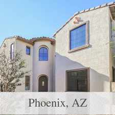 Rental info for Apartment For Rent In Phoenix. Pet OK!