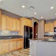 Rental info for Peoria - Gorgeous Home With 4 Bedrooms. Pet OK! in the Phoenix area