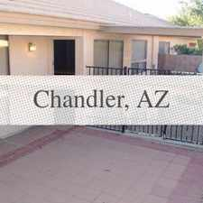 Rental info for Lease Spacious 3+2. Approx 1,667 Sf Of Living S... in the Chandler area