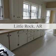 Rental info for This 3 Bedroom House Was Recently Remodeled. in the Little Rock area