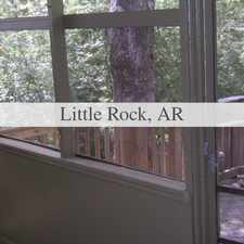 Rental info for 2 Spacious BR In Little Rock in the Little Rock area