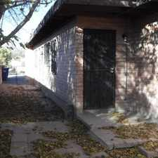 Rental info for Cute 2BR 1. 5 Bathroom Townhouse For Rent in the Tucson area