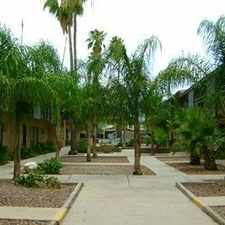 Rental info for Great Central Location 2 Bedroom, 1 Bath in the Tucson area