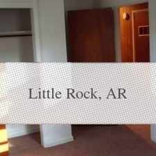 Rental info for 3BR, 1. 5BA Home For Rent In Little Rock. in the Little Rock area