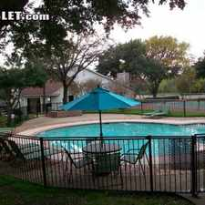 Rental info for $1090 2 bedroom Apartment in Dallas County Irving in the Irving area