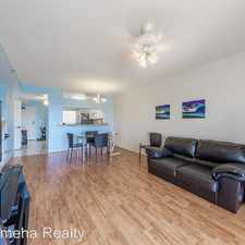 Rental info for 3075 Ala Pohu Pl #1901 in the Honolulu area