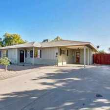 Rental info for 6725 E OAK Street Scottsdale Three BR, This cozy SOUTH home is in the Scottsdale area