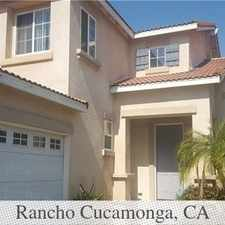 Rental info for Gorgeous Rancho Cucamonga, 5 Bedroom, 3 Bath. W... in the Rancho Cucamonga area