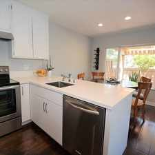 Rental info for La Jolla Townhome - Desirable Southpointe Complex in the San Diego area