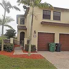 Rental info for 8878 Southwest 229th Street in the Cutler Bay area