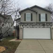 Rental info for 10432 Hornton Street in the Indianapolis area