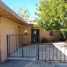 Rental info for Palm Springs Araby Cove Home For Sale 2275 Rim Rd