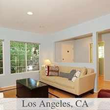 Rental info for 4 Bedrooms House - A Traditional Home Tucked Aw... in the Los Angeles area
