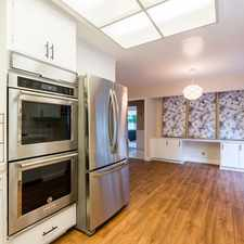 Rental info for Gorgeous, Executive Level Redwood City Home Wit... in the Redwood City area